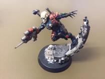 Warhammer 40,000 Eversor Assassin