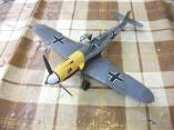 Luftwaffe Messerschmitt Bf109F-2