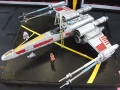Star Wars X-Wing Diorama