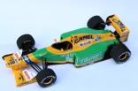 Formula 1 Benetton-Ford B192