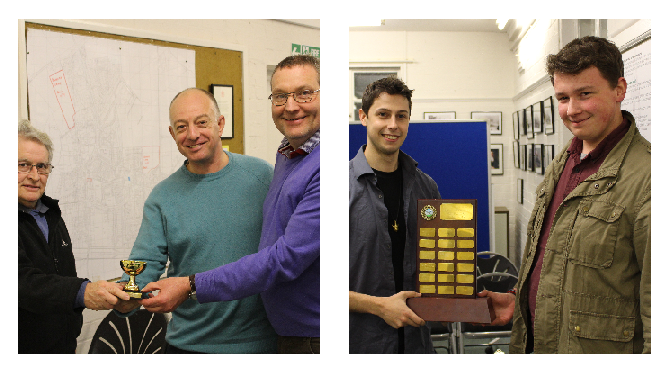 Our 2015 Trophy Winners!
