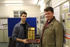 Club Competition Trophy Presentation Jan. 2016