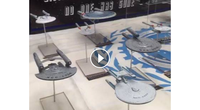 WATCH: Our display at the Sutton Coldfield Model Spectacular