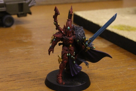 The Visarch, Sword of Ynnead