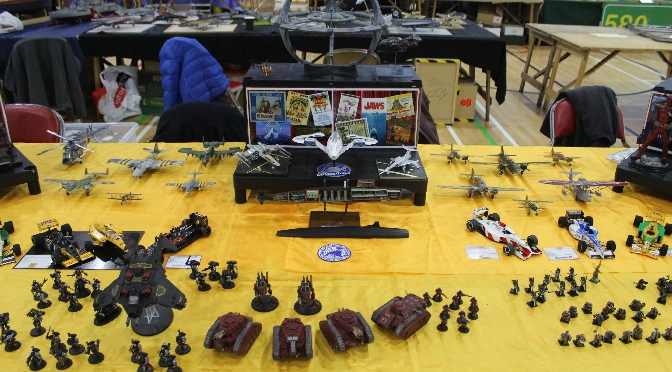 Report: 2017 East Midlands Model Show