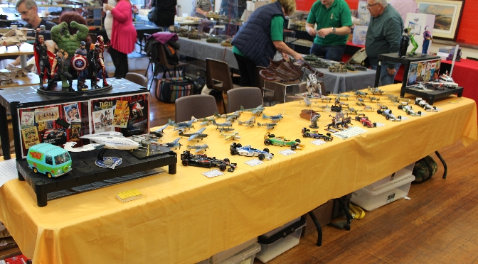 Report: 2017 Poole Vikings Model Show